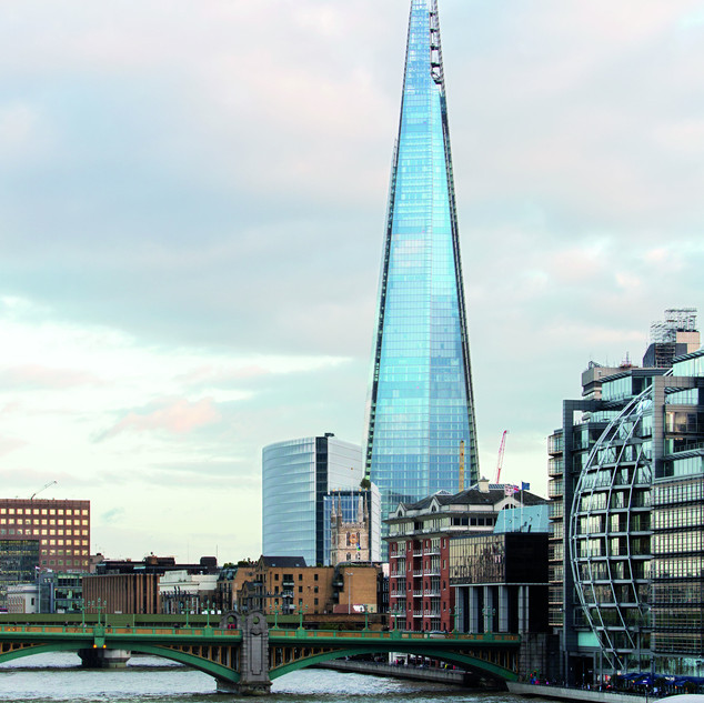THE SHARD - RENZO PIANO BUILDING WORKSHOP