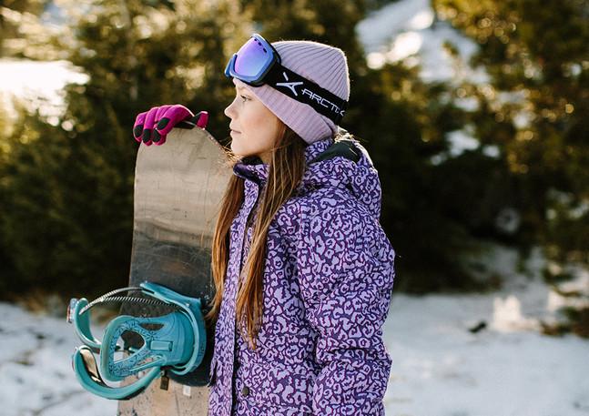 The Drew Creative Winter Lifestyle Shoot