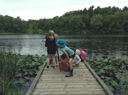 Third Sister Lake of Saginaw Forest