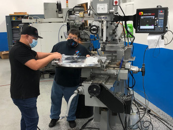 The Advantages of In-House Tooling