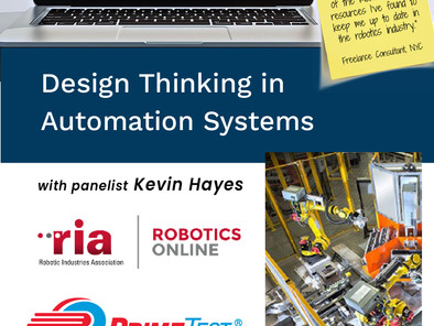 "What Is ""Design Thinking"", and How Does PrimeTest® Automation Use It to YOUR Advantage?"