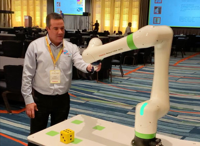 Look at what's new in the world of robotics…