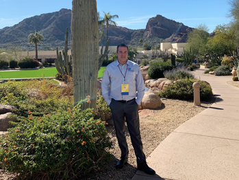 Steve goes to FANUC ASI Conference in Scottsdale, AZ