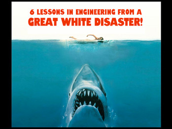 Lessons on Engineering From a Great White Disaster