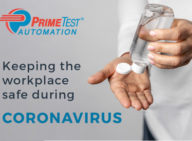 General Statement from PrimeTest® Automation on Coronavirus