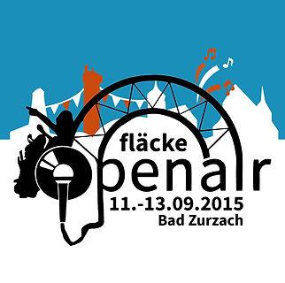 Fläcke Openair 2015 Logo