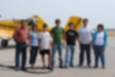 Great Plains Spraying Crew