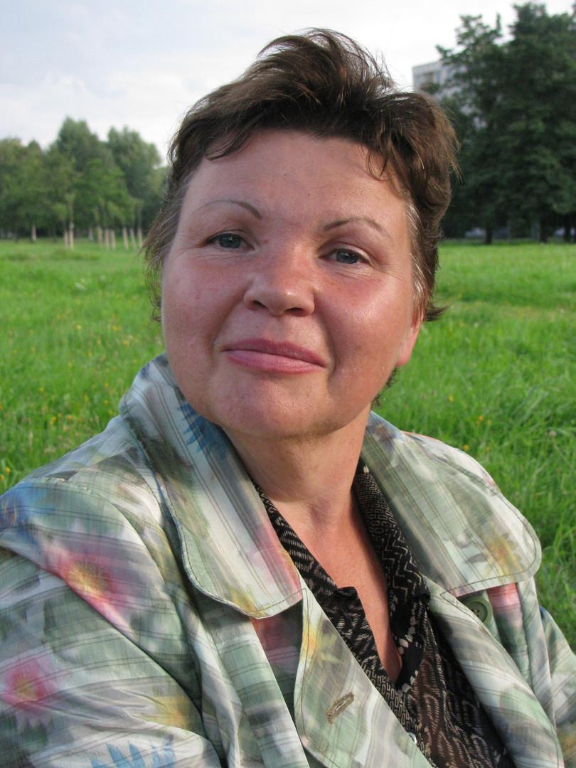 Людмила Шалугина