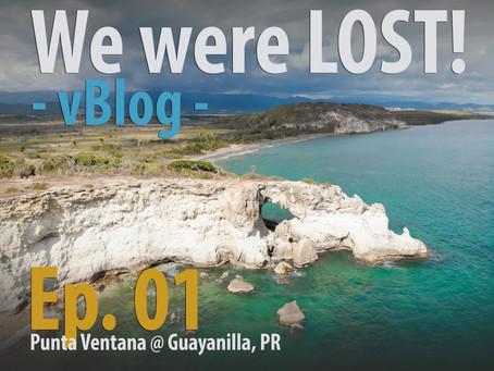Ep. 01 vBlog - We Were Lost!