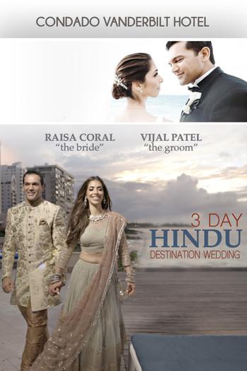 3 Day Destination Hindu Wedding