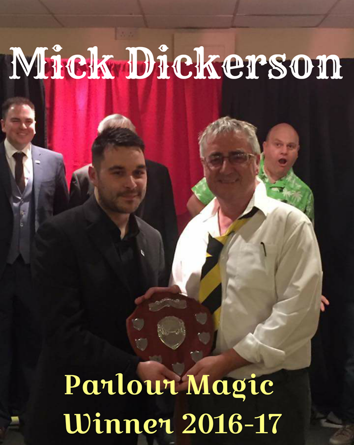 mick dickerson winner parlour
