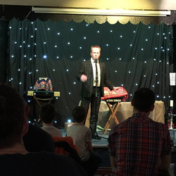 shaun evening of magic and mystery 2016.