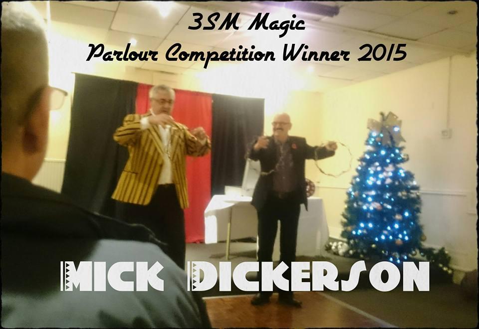 Mick Parlour 2015 16