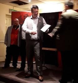 Mark Evans Parlour Magician