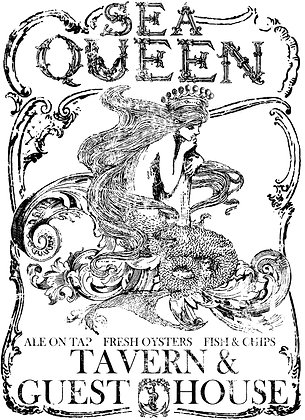 "IOD Decor Transfer ""Sea Queen"""