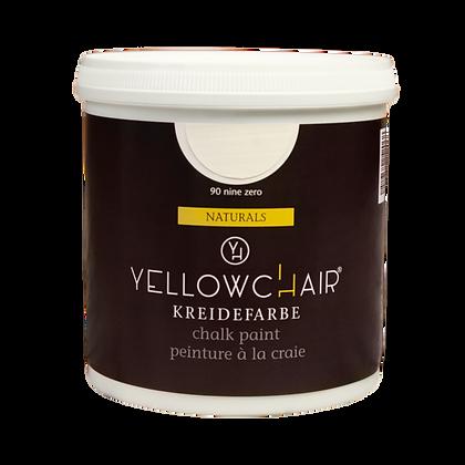 Yellochair Kreidefarbe off white-No.90 / NATURAL 1 Liter