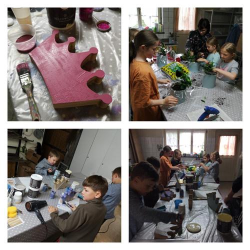 Kinder-Workshops