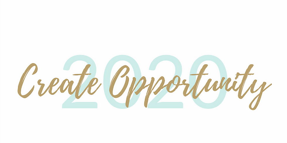 Create Opportunity Speaker Series