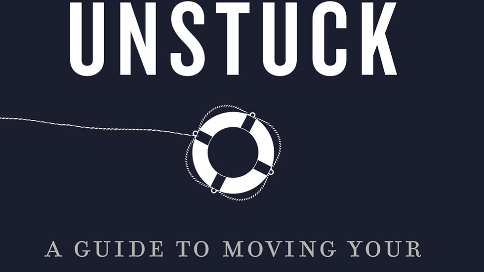 E-Book: Getting Unstuck: A Guide to Moving Your Career Forward