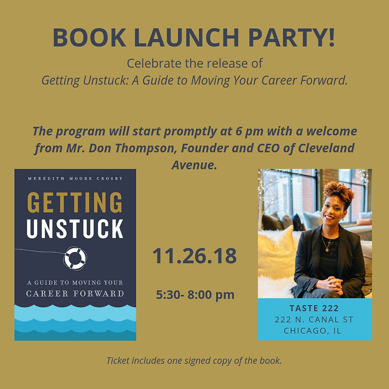 Book Launch Party & Signing with Meredith Moore Crosby