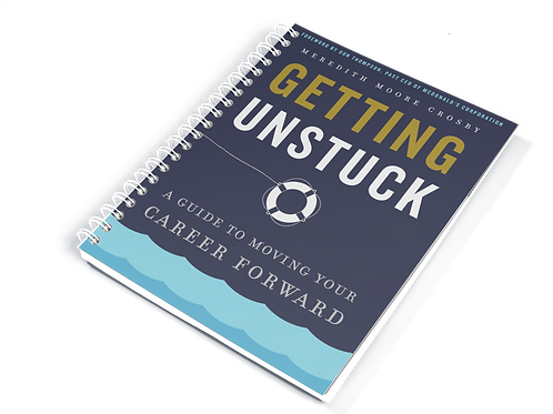Getting Unstuck Book & Journal Gift Package