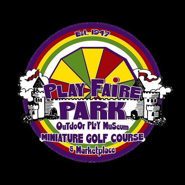 Populaire Play Faire Park Miniature Golf Course & Outdoor Play Museum | Abilene LR85
