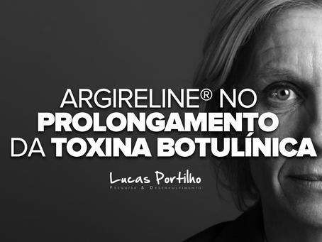 Argireline® no Prolongamento da Toxina Botulínica
