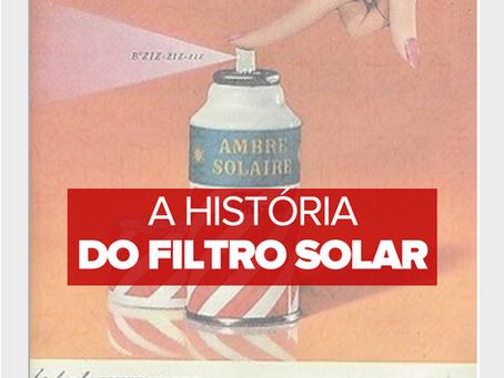 A História do Protetor Solar