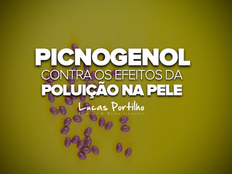 Picnogenol Oral contra os efeitos da Poluição na Pele