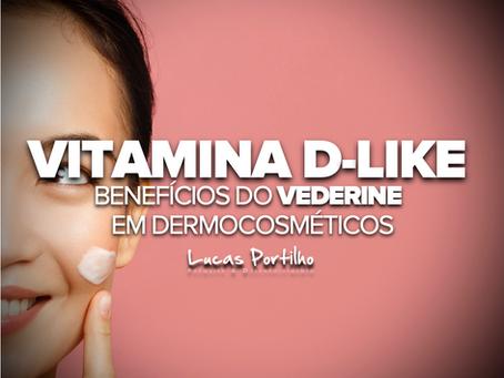 Vitamina D-like em Dermocosméticos