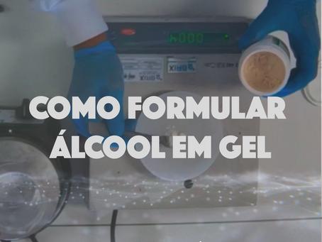 Como Formular Álcool em Gel