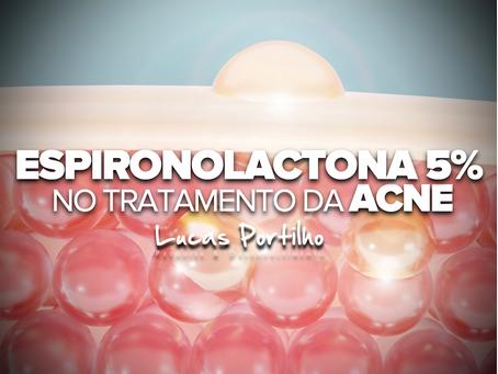 Espironolactona 5% no Tratamento da Acne