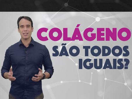 Colágeno Oral na Cosmetologia