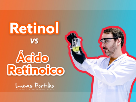 Retinol ou Ácido Retinoico? Qual o Melhor para Rugas?