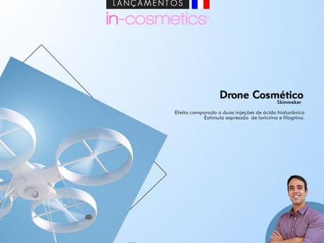 """Conceito """"drone"""" cosmético"""