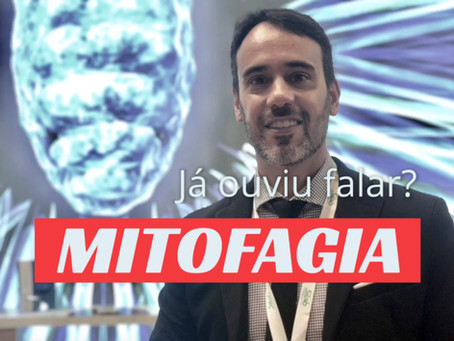 Já ouviu falar sobre Mitofagia?