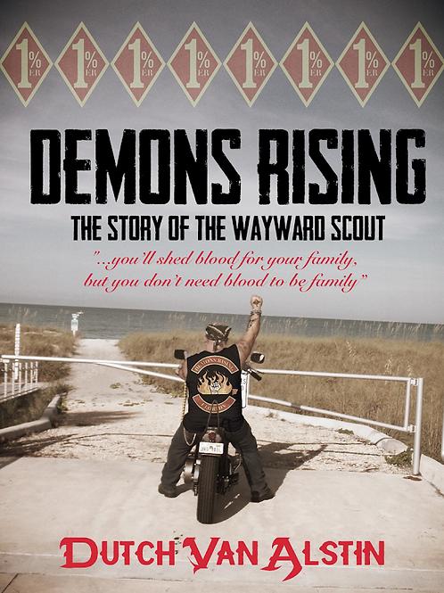 Demons Rising Hard Cover