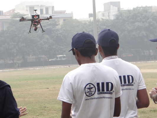 6 Reasons why IID drone programs are becoming the most sought program in the Drone Industry