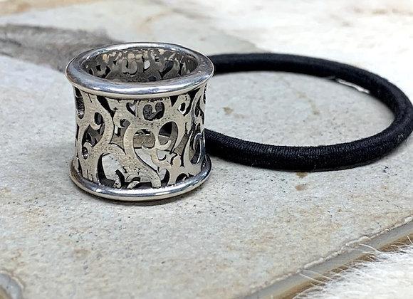 Wholesale Hair Band Filigree Ring
