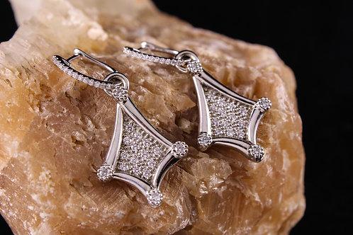 Kite Earrings 14kw