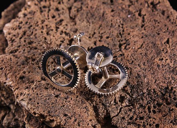 Bicycle Crankshaft Cufflinks
