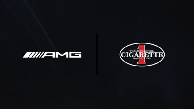 Ignore Gravity AMG Mercedes & Cigarrete Racing