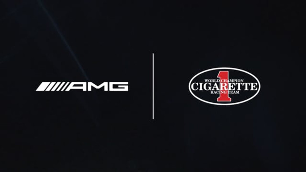 Ignore Gravity AMG Mercedes & Cigarrete Racing