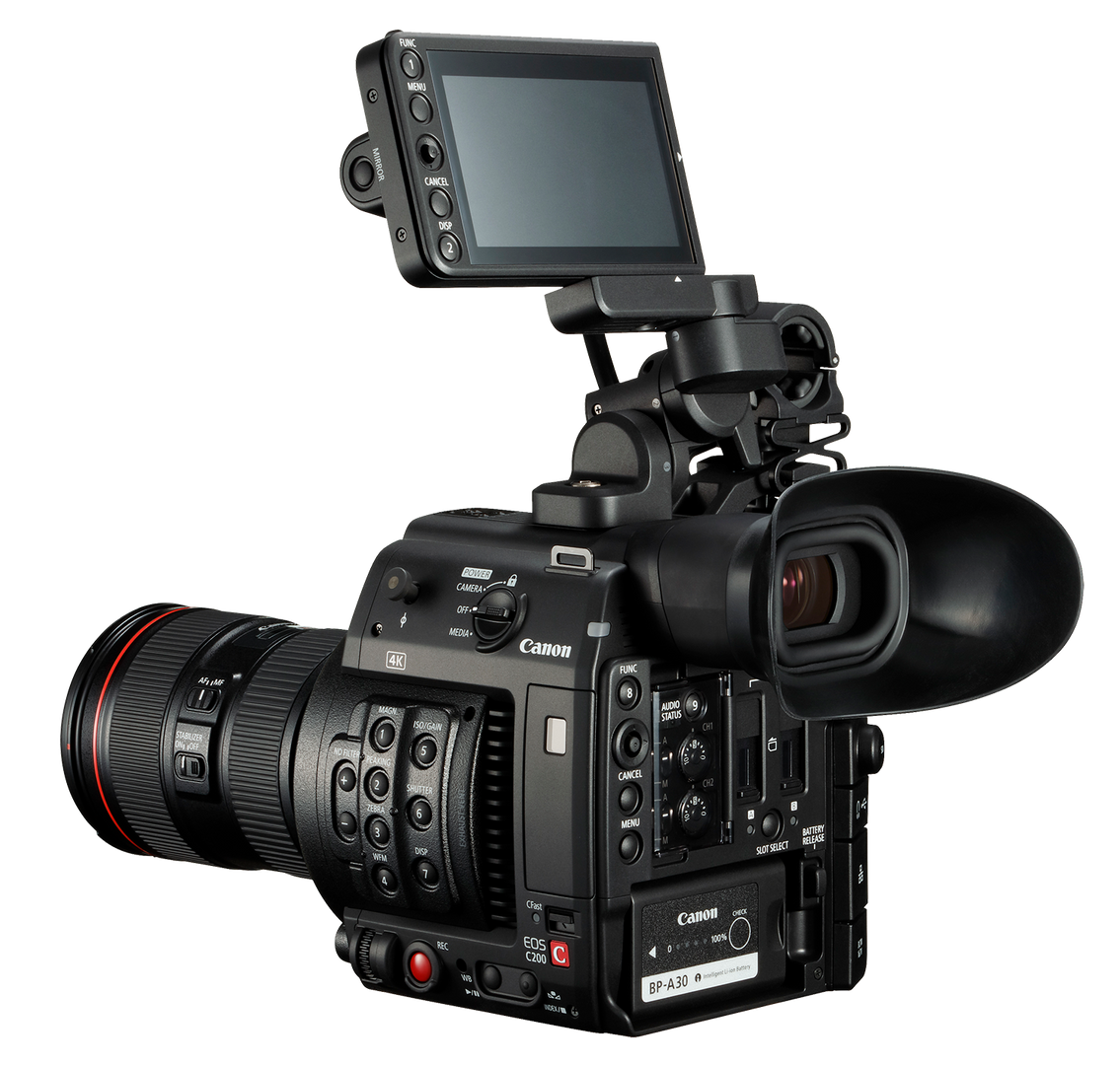 Canon C200 Cinema