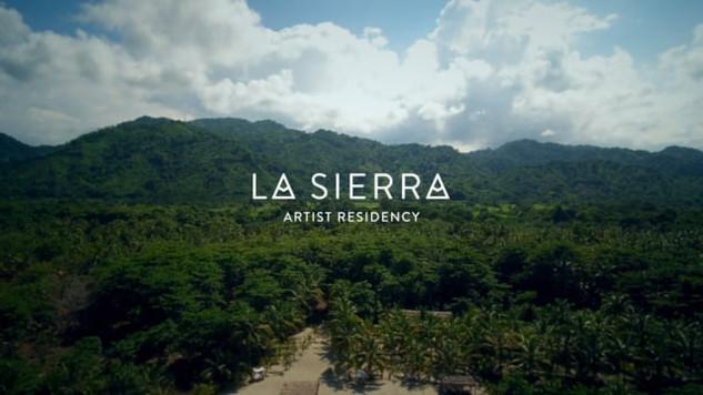La Seirra Artist Residency