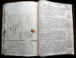 Страницы рукописи Гилберта