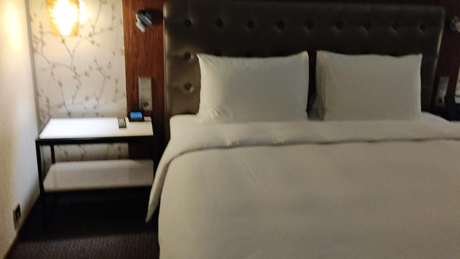 Номер в отеле Hilton.mp4