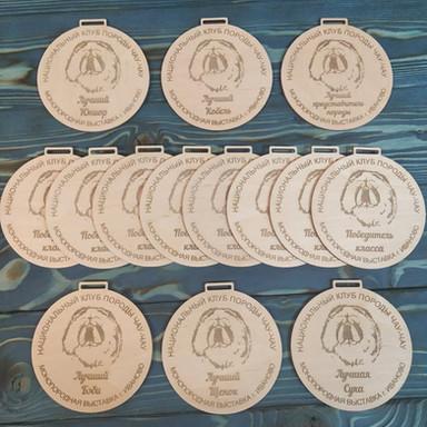Наградные медальки