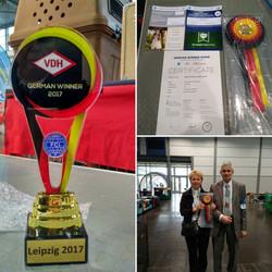 08.11.2017 Germany Winner