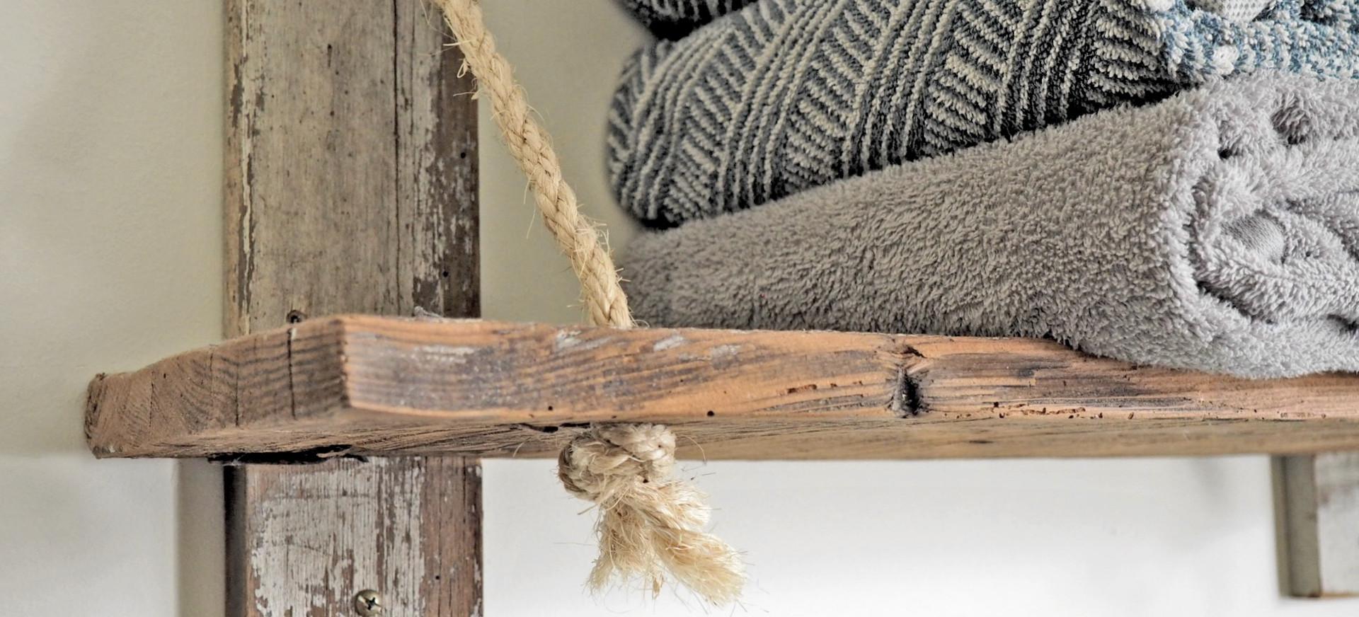 barnwood shelf